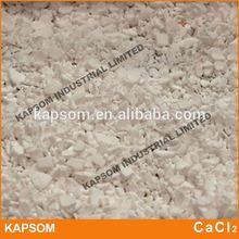 industrial salt calcium chloride desiccant for container