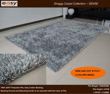 Luxury fashion modern carpet coffee table mats