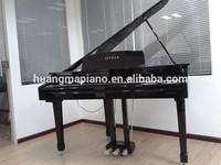 Digital Piano Factory 88 keys Touch Hammer MIDI Black Polish Digital Grand Piano HUANGMA HD-W086 music instruments hang drum