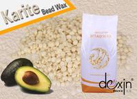Karite hard wax beads depilatory wax pellets 500g/bag
