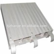 7'X19'' 2014 Hot Sales Aluminum Construction Planks Meeting To USA Standard