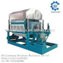 8 plates rotary egg tray machine China