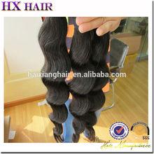 Large Stock 100% Pure Virgin futura hair weaving