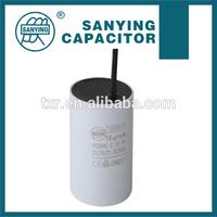 450VAC Capacitor CBB60 SH Motor Run Capacitor 50/60HZ
