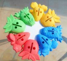 fish shape colourful plastic decorative clothes pegs