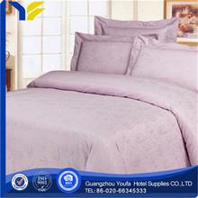 hotel china wholesale 100% cotton 100% cotton bridal bedding sets silver