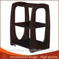 massaggioin legno carrello spa manicure sedia di legno sentirsi bene massaggio termale carrello