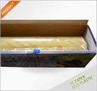 big rolls high static-free and antifog pvc cling film wrap