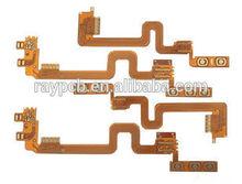 Custom Multi-layers Rigid Flexible PCB Board Electroless Nickel Immersion Gold