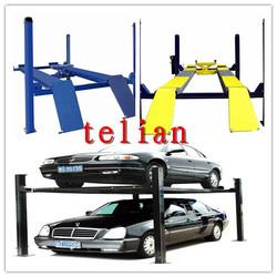 portable car lift/used car hoist for sale/mechanical car lift