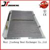 aluminum industrial hydraulic oil cool, hydraulic oil heat exchanger,Hyundai,Doosan,Hitachi,Komatsu excavator oil heat exchanger
