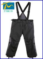 2014 TOP sell Hangzhou tymin custom pants athletic suspenders cheap work waterproof climbing pants