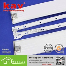 side panel drawer plastic parts drawer rail cabinet parts