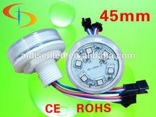 China auto wheel covers 5050SMD rgb led pixel lights