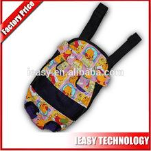 Trendy various dog backpack pattern wholesale pet carrier