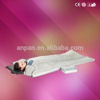 2014 ANPAN PH-2BIII slimming hot blanket Far Infrared Sauna Blanket beauty spa led light blanket