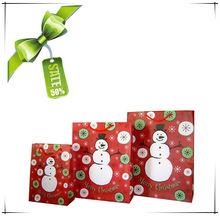 Cool Brand Christmas Gift Paper Bag