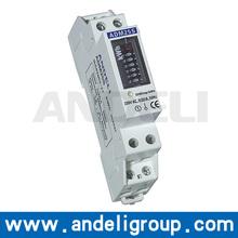 electrical watt-hour meter pulse counter
