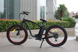 pupular 26'' Hummer wide fat tire electric cargo tricycle