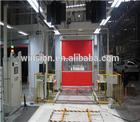 machine guarding/conveyor doors industrial roller door