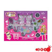plastic fashion girls toy cosmetics with TRA, EN71,DEHP,LEAD Free