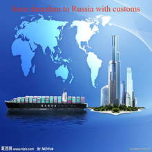 customs clearance freight forwarding to russia