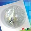 2014 Hot Sale Colored Crystal Balls Glitter Water Ball Price