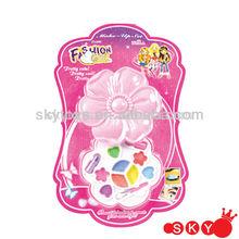 plastic fashion girls toy cosmetics with TRA, US Regular. DEHP, ASTM,EN71