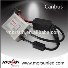 12V Slim AC ballast new high quality Canbus 35w 12V Slim AC ballast Ac Slim Car Hid Xenon Kit with CE,FCC,Rohs