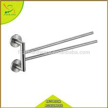 Swivel Towel Bar Flexible Stainless Steel Towel Bar