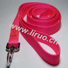 High quality soft nylon dog leads