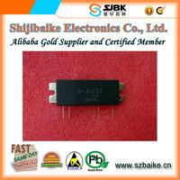 S-AV32 RF POWER AMPLIFIER MODULE FOR 60-W COMMERCIAL VHF RADIO APPLICATIONS