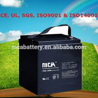 Good Quality Acid Battery Valve Regulated Lead Acid Battery Lead Acid Battery MSDS 6V200Ah