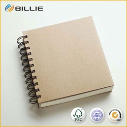 Top quality note book printed design