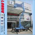Ligdt0.2- 13 braço hidráulico plataforma de trabalho aéreo/plataforma/elevador