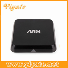 Quad Core Android TV Box amlogic s802 with HD4K - 2GHz CPU, 2GB RAM, 16GB ROM, Pre-installed XBMC, DLNA, OEM Available
