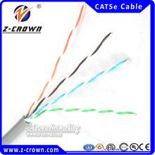 Economic design competitive price 3M Cat 5e cable 4pairs