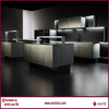 acrylic paint mdf quality kitchen cabinet