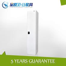 1 door large inner space steel wardrobe /metal cabinet