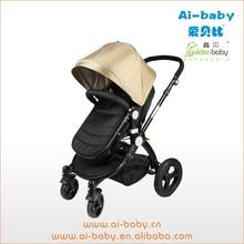 lightweight and easy operation aluminium germany baby pram suit newborn babies