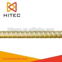 Scaffolding formwork tie rod