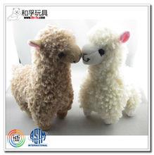Custom personalized alpaca plush toys alpaca stuffed animal