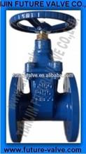 DIN3352 Non rising stem gate valve