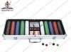 Aluminum Casino Box Supplier Poker Chip Case Companies