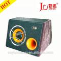 """2014 novo design fashional 10"""" 100w/12v subwoofer amplificador de áudio do subwoofer"""
