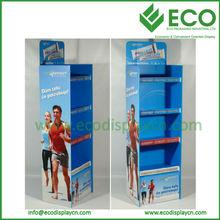 Cardboard Display Case/Cardboard Display Stand Paper Display