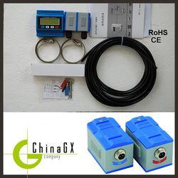 low cost high pressure flow water meter