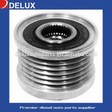 Alternator overruning pulley for Nissan,Toyota,F-557045,Lester:7903-3027,23100-JD200