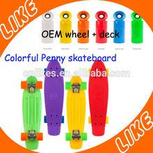 27 inch penny boards skateboard skateboarding helmet rollerblading