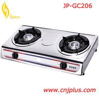 JP-GC206 Hot Selling Harga Kompor Gas Rinnai 2 Tungku